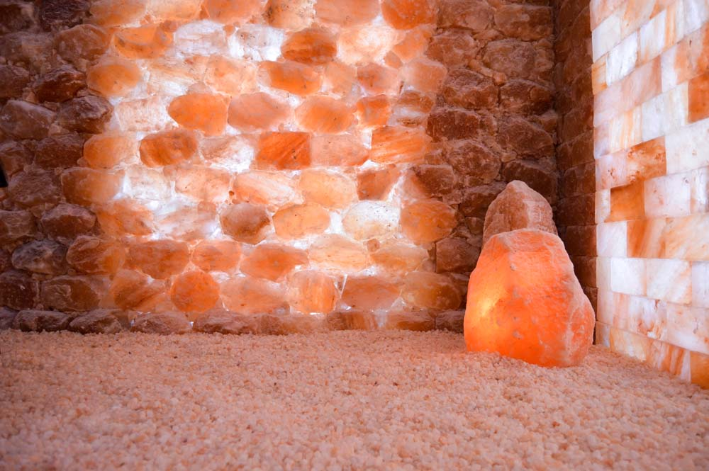 About Salt Therapy Salt Room Lv